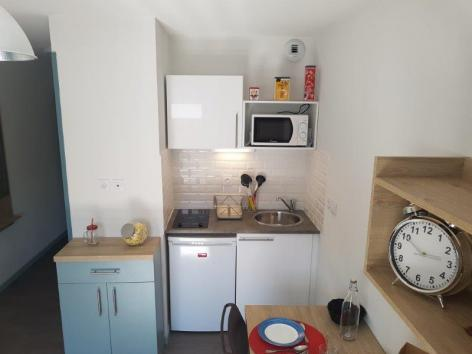 Coin kitchenette La Rochelle