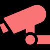 Pictogramme vidéo surveillance
