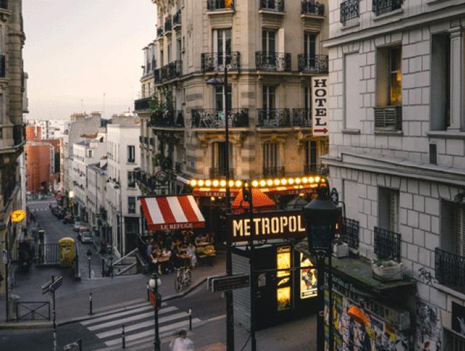 résidences paris